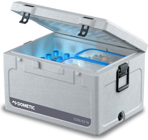 Dometic WAECO Isolierbox Cool-Ice CI 70 stone