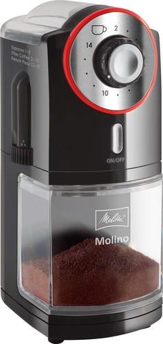 Melitta SDA Kaffeemühle elektrisch Molino 1019-01 sw