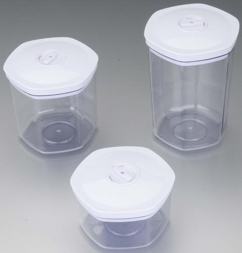 Gastroback Behälterset 3tlg rund f.46008 46110