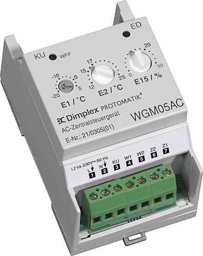 Glen Dimplex AC-Zentralsteuergerät 230V WGM 05AC