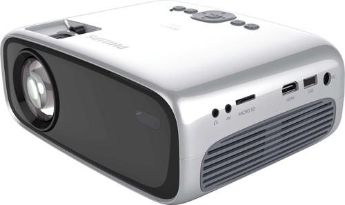 PHILIPS Projektor qHD,m.Media-Player PHILIPS NeoPixEasy