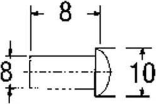 Brumberg Leuchten Fibatec Acryl-Dome für Faser S2 00975400