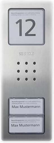 Siedle&Söhne Audio-Türstation Siedle Compact CA 850-2 E
