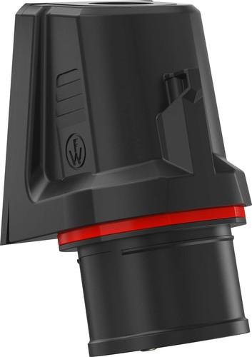 Walther Werke CEE NEO Wandgerätestecker schräg 16A5P6h IP54 FW710506SK