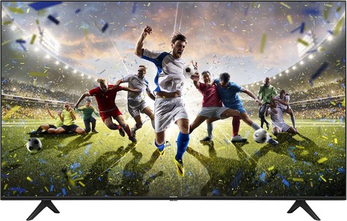 Hisense UHD HDR Plus LED-TV 140cm,rahmenlos 55A7100F