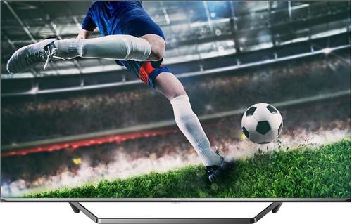 Hisense ULED UHD HDR Plus LED-TV 140cm,rahmenlos 55U7QF
