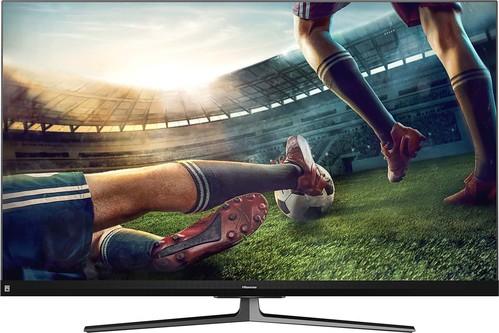 Hisense ULED UHD HDR Plus LED-TV 140cm,rahmenlos 55U8QF