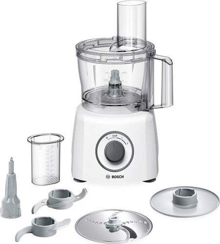 Bosch SDA Küchenmaschine Foodprocessor MCM3100W weiß/rt