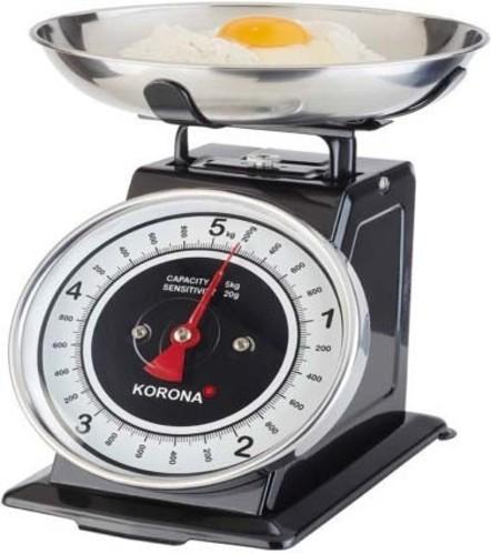 Korona electric Küchenwaage Tom 76150 sw