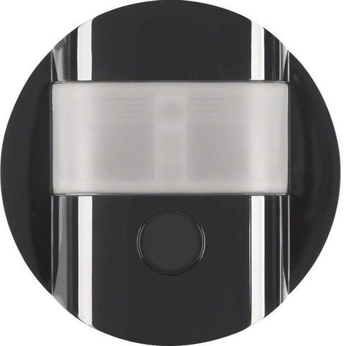 Berker IR Bewegungsmelder schwarz glänzend 85341231