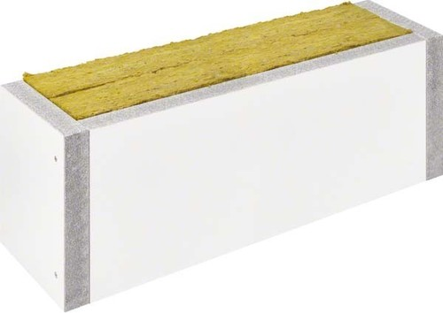 Hager Kabelkühlaufsatz 3-feldig,300mm hoch FZ393N