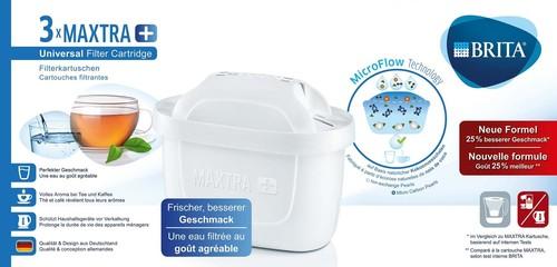 Brita Filterkartusche Universal Maxtra+ Pack 3