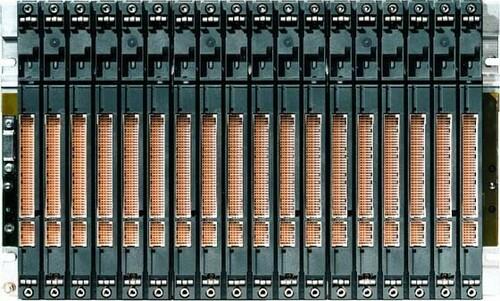 Siemens Indus.Sector Baugruppenträger 18 Steckplätze 6ES7400-1TA11-0AA0