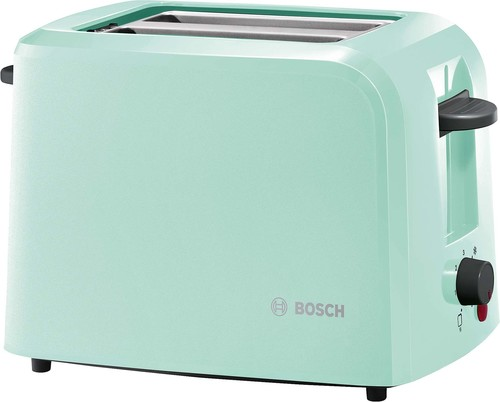 Bosch SDA Toaster mint turquoise TAT3A012 mintturquoi