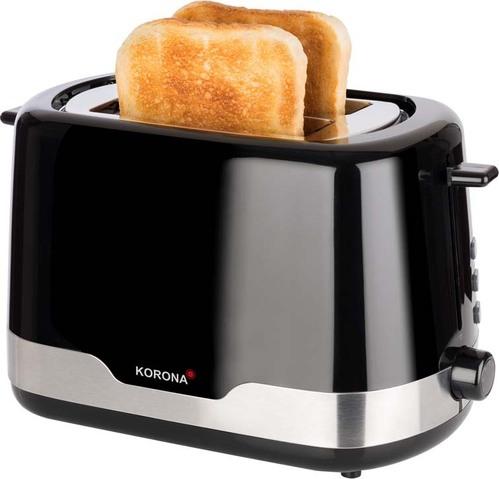 Korona electric Toaster 2 Scheiben 21232 sw
