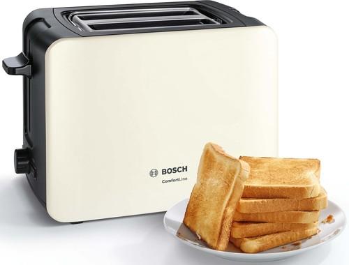 Bosch SDA Toaster ComfortLine TAT 6A117 creme/dgr