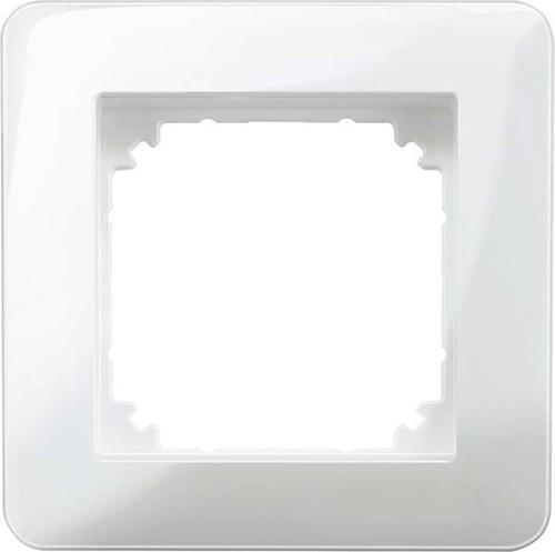 Merten Rahmen 1-fach polarweiß glänzend MEG4010-3519