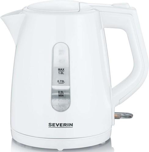 Severin Wasserkocher ca.2200W, ca.1,0l WK 3411 weiß