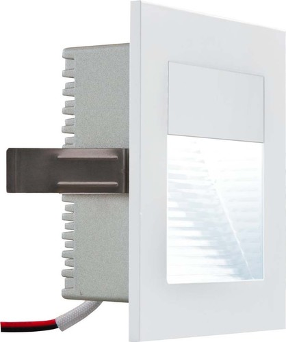 EVN Lichttechnik LED Wandeinbauleuchte 2,2W 230V 6000K P21 701