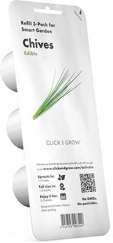 Emsa Substratkapsel CLICK and GROW SUBKAPSELSCHNITTLAUC