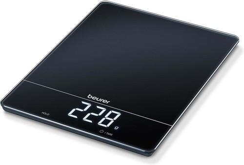 Beurer Küchenwaage LCD-Display KS 34 XL Black