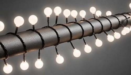 Gnosjö Konstsmide WB LED Globelichterkette 80 LEDs 3696-107