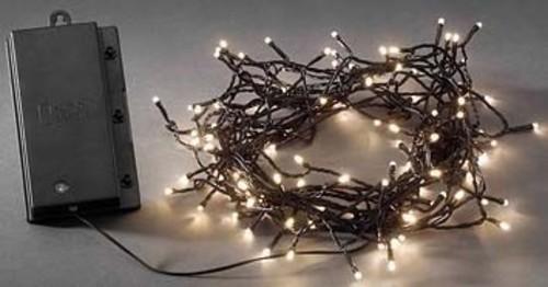 Gnosjö Konstsmide WB LED-Lichterkette 120-er wws Batterie 3729-100