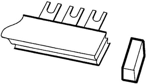 ABB Stotz S&J Endkappe 4p. PSB-END4
