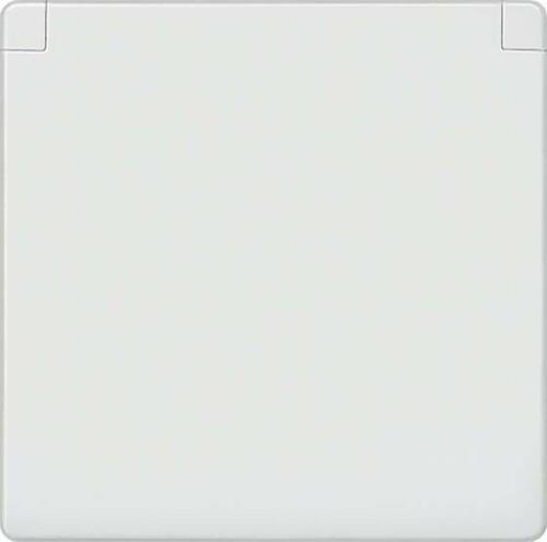 Siemens Indus.Sector Abdeckplatte m.Klappdeckel 5UH1204