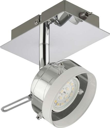 Briloner LED-Spot 1-fach g. 1x5 Watt chrom 2807-018