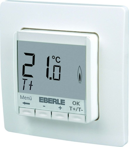 Eberle Controls UP-Thermostat FITnp 3Rw / weiß