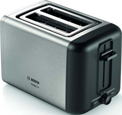 Bosch SDA Toaster Edelstahl/schwarz TAT3P420DE eds/sw