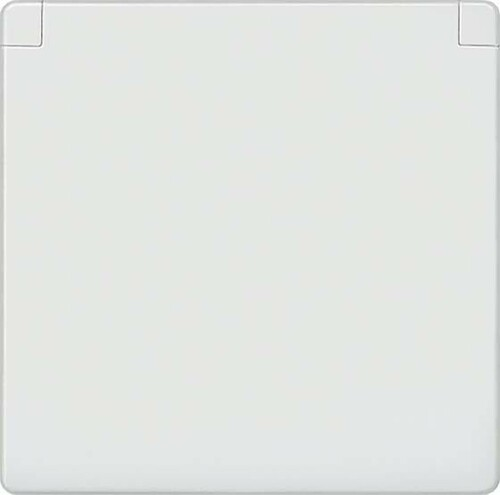 Siemens Indus.Sector Abdeckplatte m.Klappdeckel 5UH1205