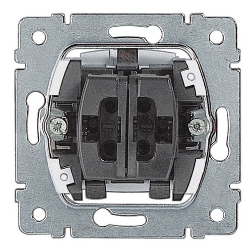 Legrand (BT) Einsatz Wippschalter Doppelwechsel. 775808
