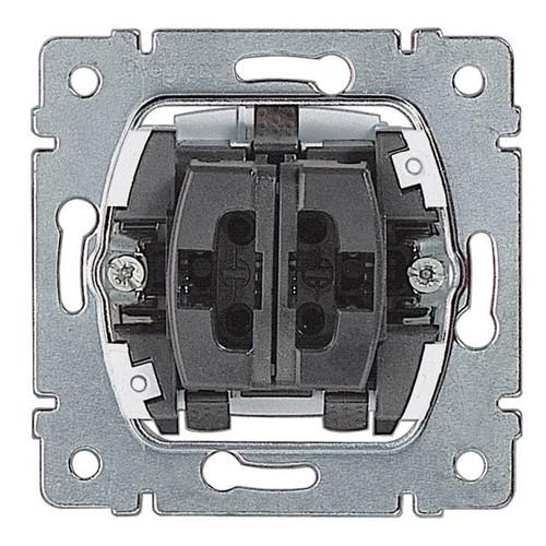 Legrand (BT) Einsatz Wippschalter 2p+N b/k 775822