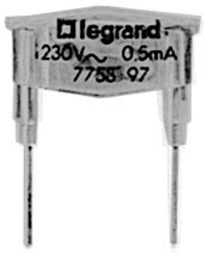 Legrand (BT) Glimmlampe 1mA 230VAC orange 775898