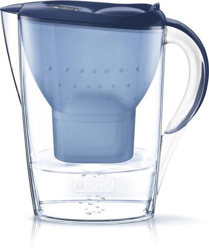 Brita Wasserfilter-Kanne PrefectFit System Marella blau