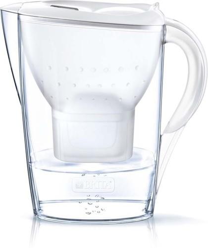 Brita Wasserfilter-Kanne PrefectFit System Marella weiß