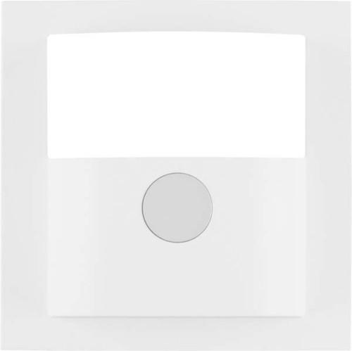 Berker Abdeckung Bewegungsmelder 1,1m polarweiß matt 11901909