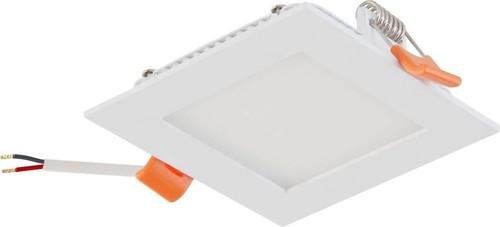 EVN Lichttechnik LED Einbau Panel weiß 5W 3000K 93x93mm LP QW 093502