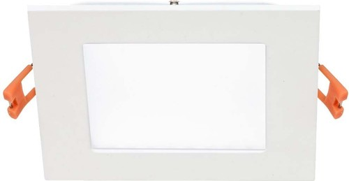 EVN Lichttechnik LED Einbau Panel weiß 5W 4000K 93x93mm LP QW 093540