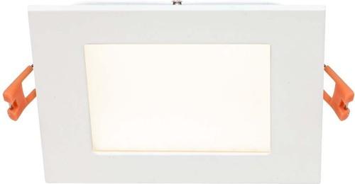 EVN Lichttechnik LED Einbau Panel weiß 9W 3000K 120x120mm LP QW 123502