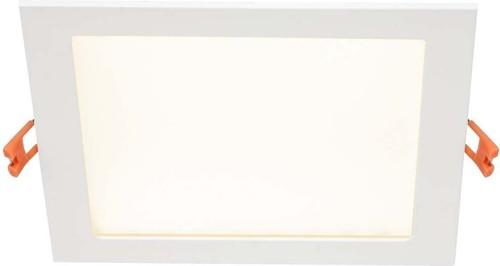 EVN Lichttechnik LED Einbau Panel weiß 15W 3000K 172x172mm LP QW 173502