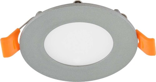 EVN Lichttechnik LED Einbau Panel si 5W 3000K 85mm rd. LP R 083502
