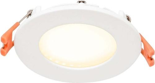 EVN Lichttechnik LED Einbau Panel weiß 4W 3000K 85mm rd. LP RW 083502