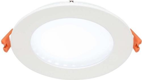 EVN Lichttechnik LED Einbau Panel weiß 9W 4000K 120mm rd. LP RW 123540