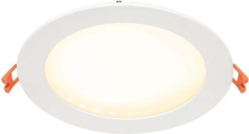 EVN Lichttechnik LED Einbau Panel weiß 15W 3000K 172mm rd. LP RW 173502