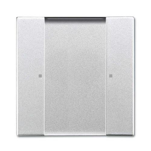 Busch-Jaeger Wandsender aluminium silber 6735/01-83