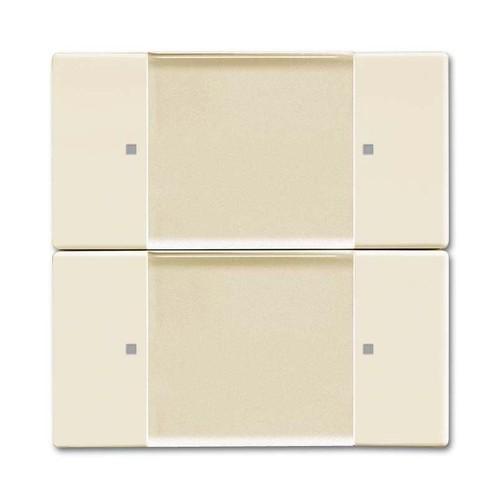 Busch-Jaeger Bedienelement elfenbein weiß 6736-82