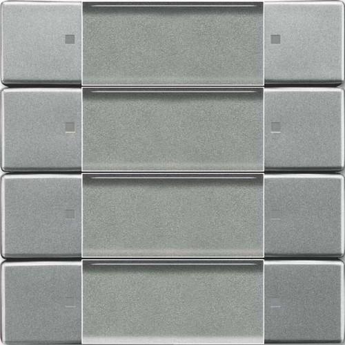 Busch-Jaeger Wandsender grau metallic 6737/01-803